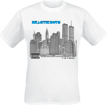 Beastie Boys - 5 Boroughts -T-skjorte - hvit