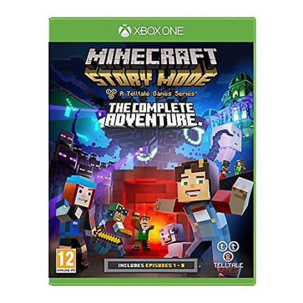 Minecraft Story Mode komplet eventyr (Xbox One) - Fruugo