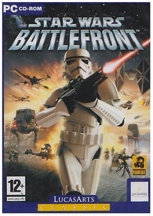Star Wars Battlefront (PC CD) - Fruugo