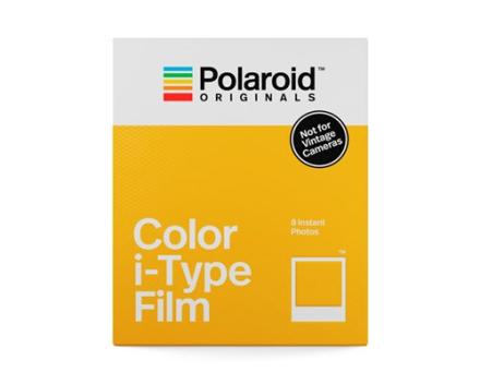 Polaroid Originals Color Film For I-Type (4668)
