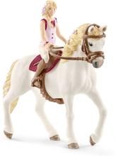 Sofia och ponnyn Blossom (Schleich Horse Club)