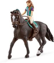 Lisa och hästen Storm (Schleich Horse Club)