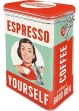 Kaffeburk / Espresso Yourself