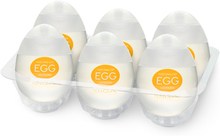Tenga - Egg Lotion (6 Pieces) Lubricant