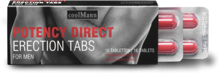 CoolMann - Male Potency Direct