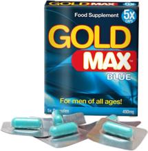 Gold Max™ Kosttilskott för manlig potens - 5 kapslar
