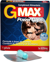 GMAX Power 1 kapsel-Hårdare stånd