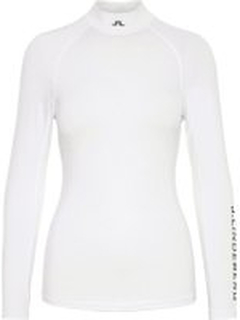 J.LINDEBERG Åsa Soft Compression Training Top Kvinna White
