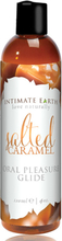 Intimate Earth - Oral Pleasure Glide Salted Caramel 120 ml