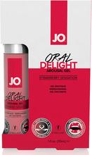 System JO - Oral Delight Strawberry Sensation 30 m