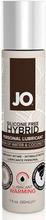 System JO - Hybrid Lubricant Coconut Warming 30 ml