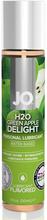System JO - H2O Glidmedel Äpple 30 ml