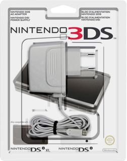 Nätadapter Nintendo 3DS, Nintendo 3DS XL, Nintendo New 3DS XL Nintendo 2210066