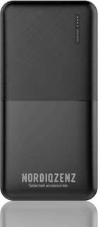 Nordiqzenz Powerbank med Usb-C, 20000mAh
