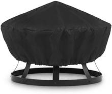Pentos väderskydd nylon 600D vattenfast svart