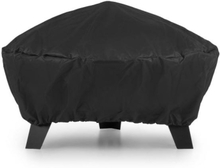 Nolana väderskydd nylon 600D vattenfast svart