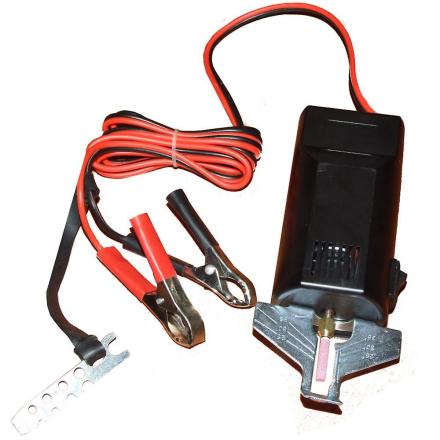 12V Volt motorsav så kæden blyantspidser, vinkelsliber med tre slib...