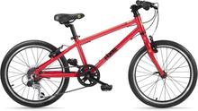"""Frog Bikes 55 - 20"""" Barnesykkel 2016 Rød, For barn 6-7 år, 8 gir, 8.9 kg"""