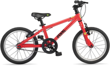 """Frog Bikes 48 - 16"""" Barnesykkel 2016 Rød, For barn 4-5 år, 6.9 kg"""