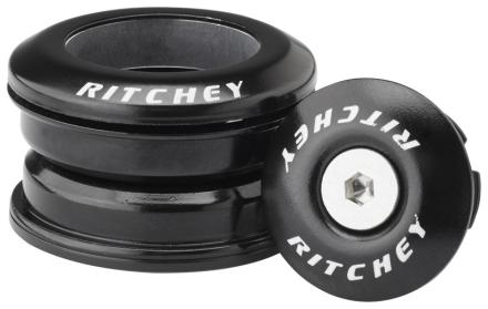 Ritchey Comp Zero ZS44/28.6 I ZS44/30, black 2019 Styrfittings Semi-integrerede