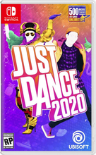 Nintendo Switch Game Just Dance 2020 (Nur Englisch)