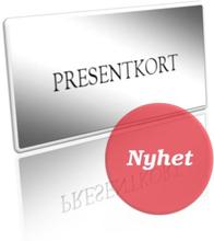 Presentkort 1,000 kr