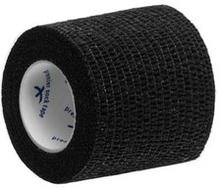 Premier Sock Tape Pro Wrap 5 cm x 4,5 m - Musta