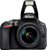 Systemkamera Digital Nikon D5600 Kit inkl. AF-P 18