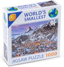 Maailman pienin 1 000 palan palapeli Matterhorn