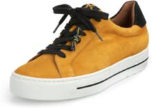 Sneakers från Paul Green gul