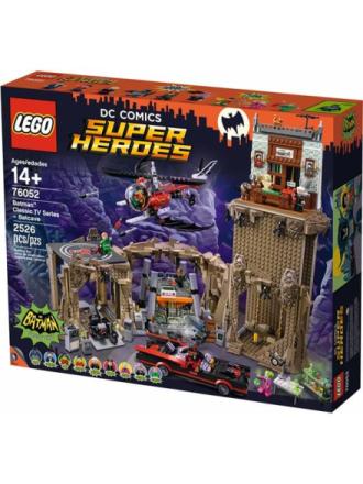 DC Comics Super Heroes Classic TV Series Batcave - 76052 - Proshop