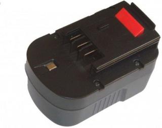 Ersättningsbatteri Black&Decker 14.4V 3Ah NI-MH