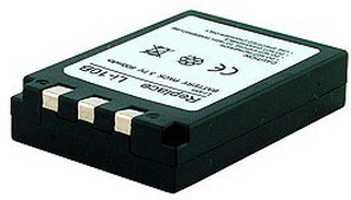 Ersättningsbatteri LI-10B/12B