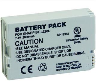 Ersättningsbatteri BT-L226