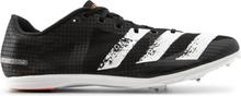Adidas Distancestar Juoksukengät CBLACK/FTWWHT/SIGC