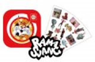 Vildkatten Ramasjang Brætspil