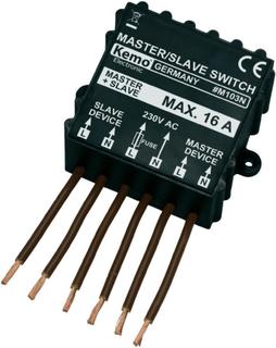 Master Slave-switch Kemo M103N Komponent 230 V/AC
