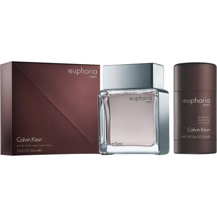 Euphoria For Men Duo, 100ml Calvin Klein Herr