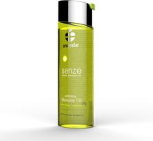 Senze Massage Oil Lemon Pepper Eucalyptus 150 ml