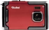 Digitalkamera Rollei SPORTSLINE 85 8 MPix Röd