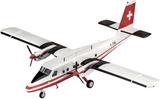 Flygmodell byggsats Revell DHC-6 Twinn Otter Swiss
