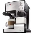 Breville Espressomaskin Silver VCF045