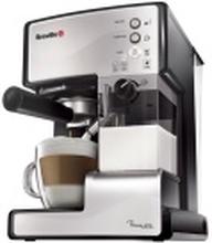 (99) Breville Espressomaskin Silver VCF045