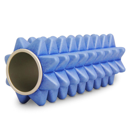 Fitness gal Mini massasje Roller øvelse Pysio muskel Fitness Stick