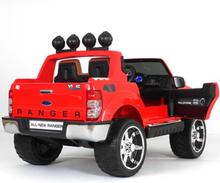 Rull Elbil - Ford Ranger - Röd