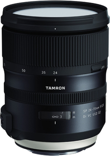 Tamron SP 24-70/2,8 Di VC USD G2 Canon, Tamron