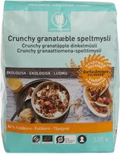 Urtekram Bio Dinkelmüsli Crunchy Granatapfel 530 g