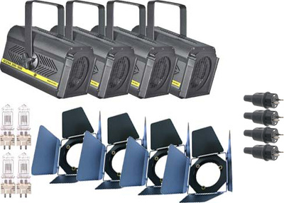 DTS Scena 300/500 PC A-H Bundle