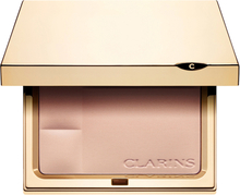 Clarins Ever Matte Mineral Powder Compact, 00 Transparent Opal 10 g Clarins Pudder