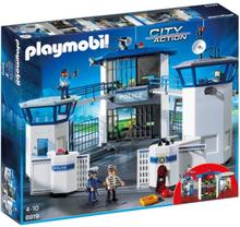 Action\, Polisstation/fängelse